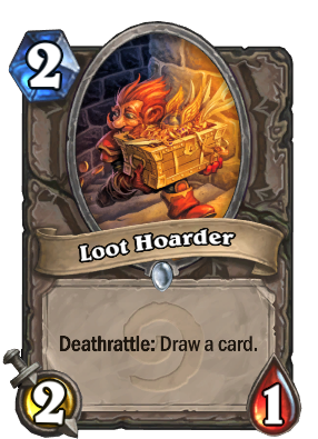 Loot Hoarder Card Image