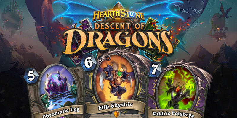Out of Cards Reviews - Descent of Dragons Reveal Season #3