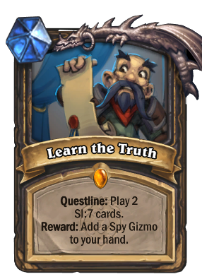 Learn the Truth Card Image