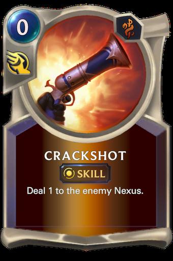 Crackshot Card Image