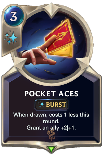 Pocket Aces Card Image
