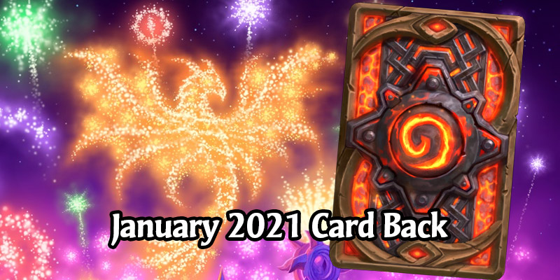 Hearthstone's January Card Back, Ironforge, Has Arrived!