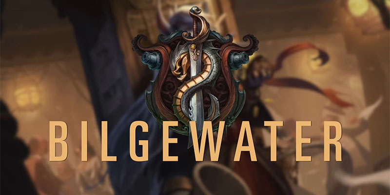 Legends of Runeterra - New Showcase Video for the Bilgewater Region