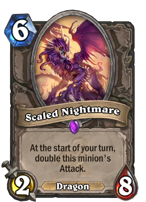 Scaled Nightmare Card Image
