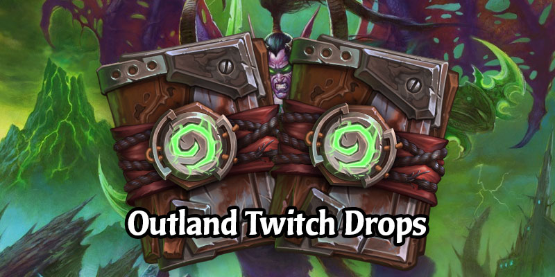 Hearthstone's Outland Inn-vitational is Live! Watch Hearthstone on Twitch for 2 Free Card Packs