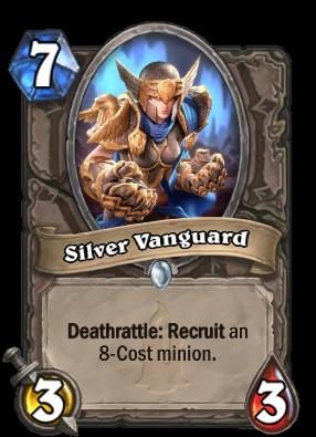 Silver Vanguard Card Image