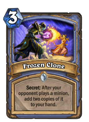 Frozen Clone Card Image