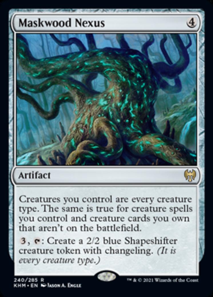 Maskwood Nexus Card Image