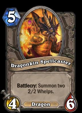 Dragonkin Spellcaster Card Image