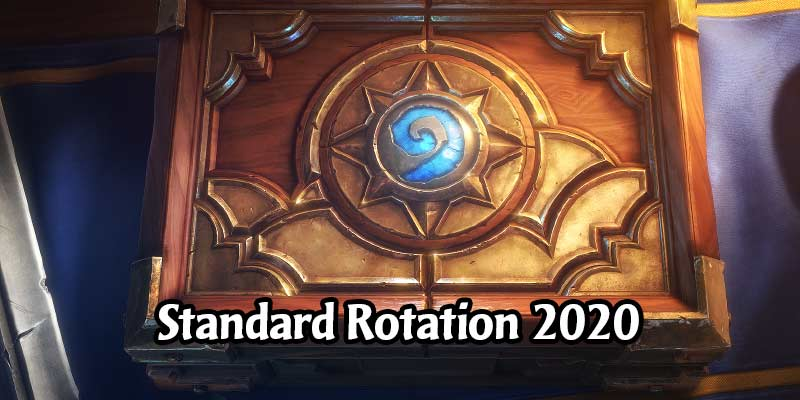 What Hearthstone Sets are Rotating out of Standard in 2020?