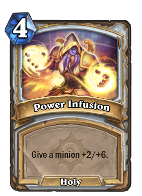Power Infusion Card Image