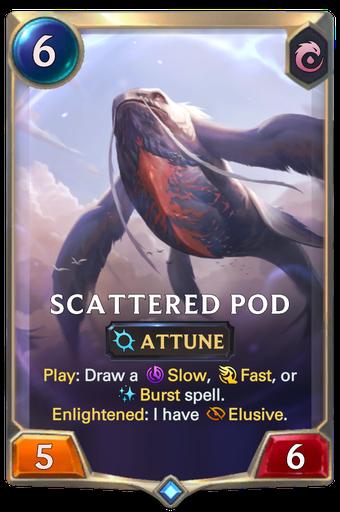 Scattered Pod Card Image