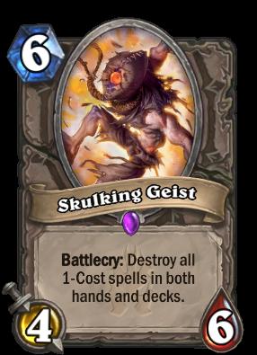 Skulking Geist Card Image