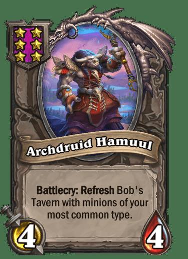 Archdruid Hamuul Card Image