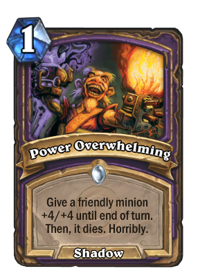 Power Overwhelming Card Image