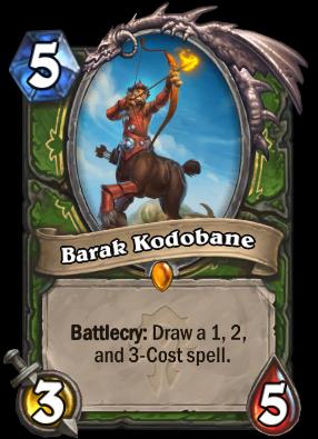 Barak Kodobane Card Image