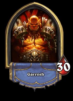 Garrosh Card Image