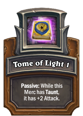 Tome of Light 1 Card Image