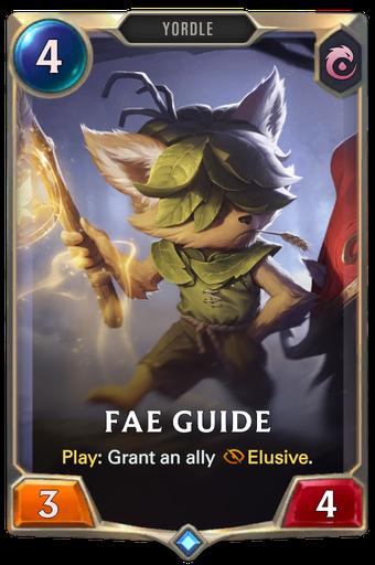 Fae Guide Card Image