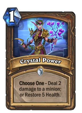 Crystal Power Card Image