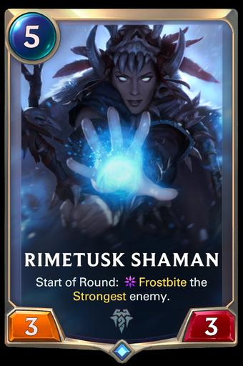 Rimetusk Shaman Card Image