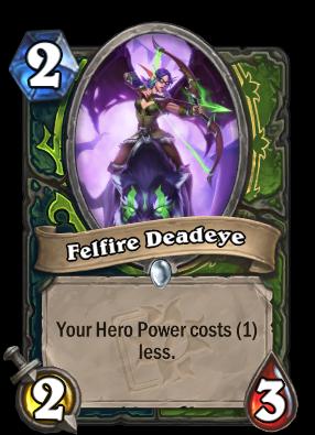 Felfire Deadeye Card Image