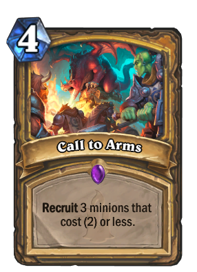 Call to Arms Card Image