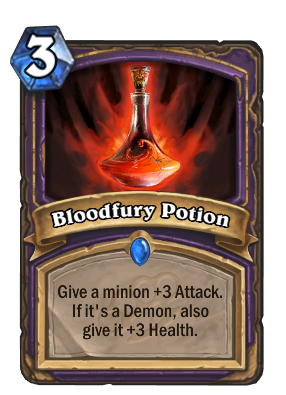 Bloodfury Potion Card Image