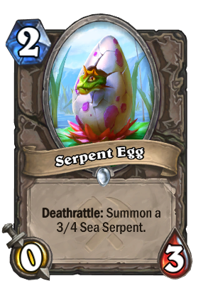 Serpent Egg Card Image