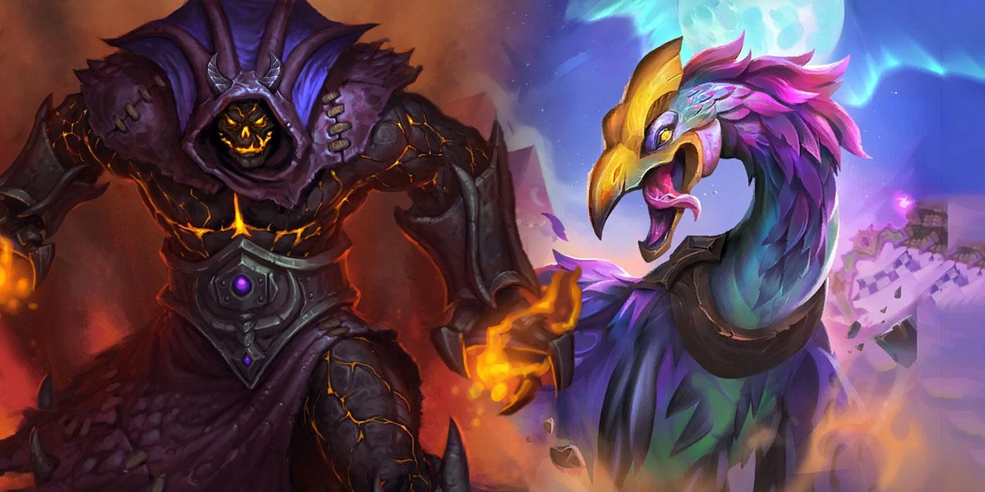 Hearthstone Dueling in Stormwind - 12-Win Duel Decks to Take to Battle