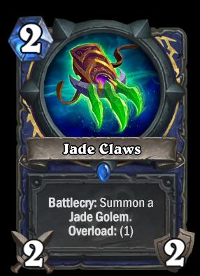 Jade Claws Card Image
