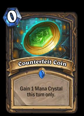 Counterfeit Coin Card Image