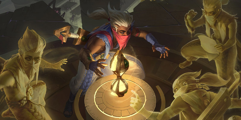 New Cosmetics in Runeterra's Patch 2.11.0 Include a New Board and Champion Skins for Pyke & Ekko
