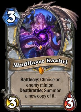 Mindflayer Kaahrj Card Image