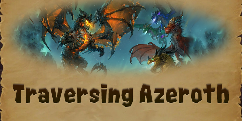 The Origin of the Dragonflights - Traversing Azeroth