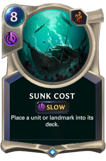 Sunk Cost Card Image