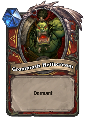 Grommash Hellscream Card Image