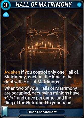 Hall of Matrimony Card Image