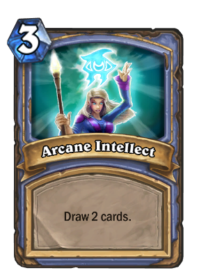 Arcane Intellect Card Image
