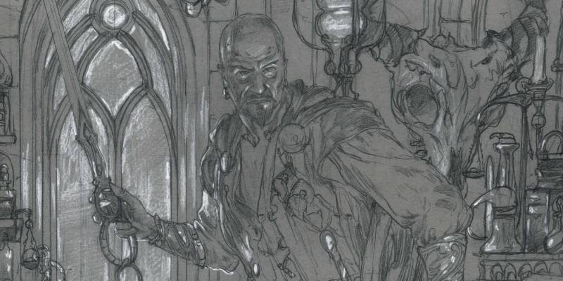 In The Frame: Adventures in the Forgotten Realms Concept Art Spotlight - Part 2
