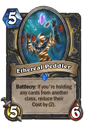 Ethereal Peddler Card Image
