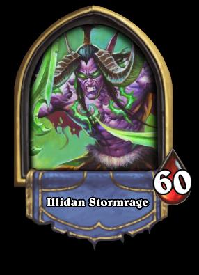 Illidan Stormrage Card Image