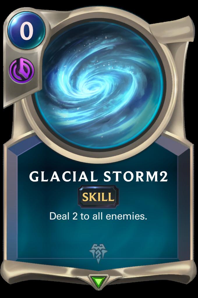 Glacial Storm2 Card Image