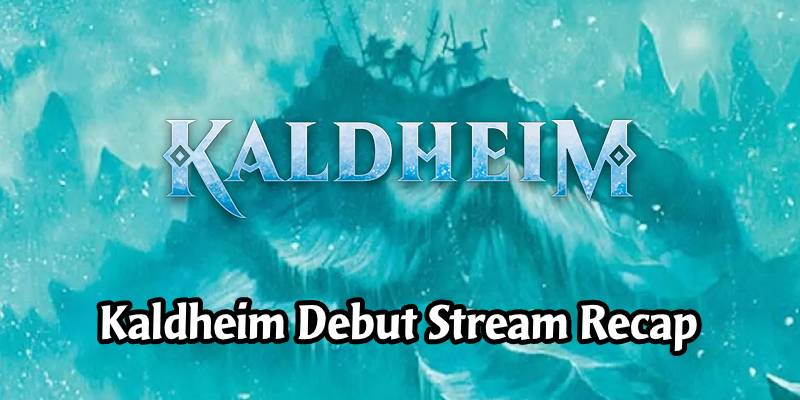 Everything We Know About MTG's Kaldheim Set From the Debut Stream