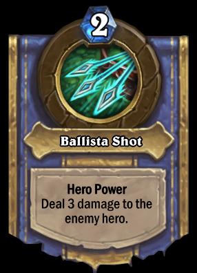 Ballista Shot Card Image