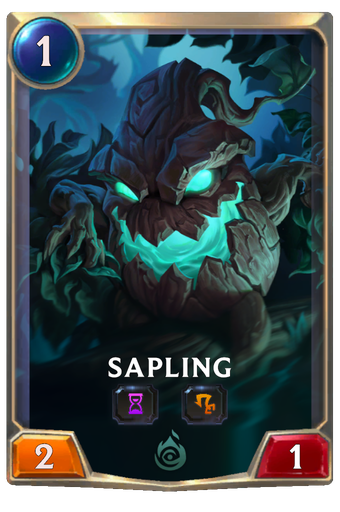 Sapling Card Image