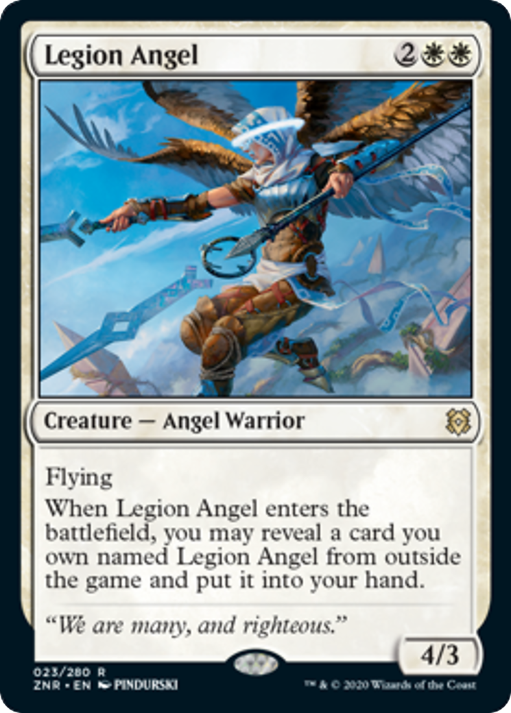 Legion Angel Card Image