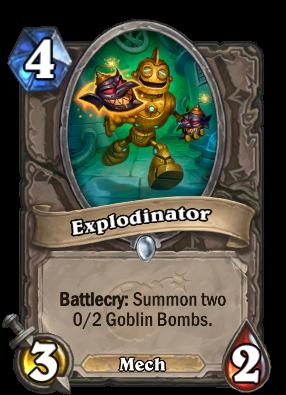 Explodinator Card Image