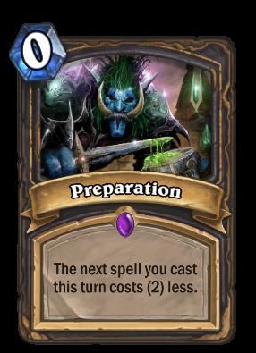 Preparation Card Image