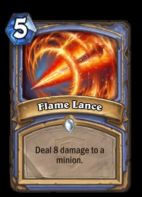 Flame Lance Card Image